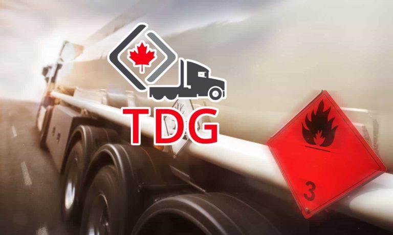 TDG Truck
