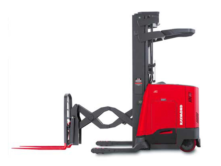 A Picture Of A Reach Truck
