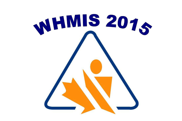 This is a symbol for WHMIS